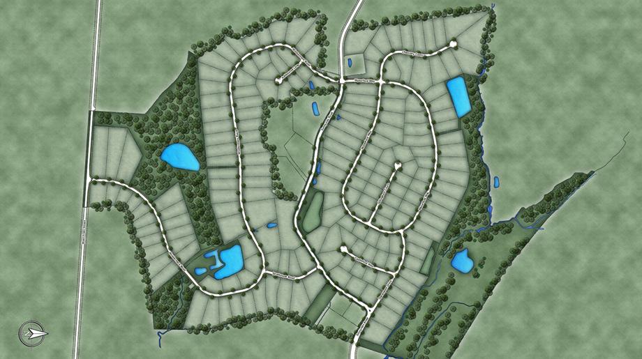 . Estates at Bamm Hollow